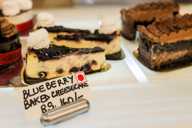 Poetry By Love And Cheesecake Food Review