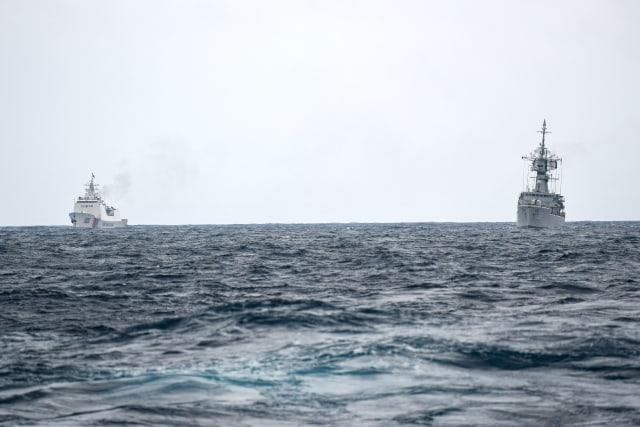 Nelayan di Natuna Khawatir Kapal Perang China Wara-wiri di Laut Natuna Utara