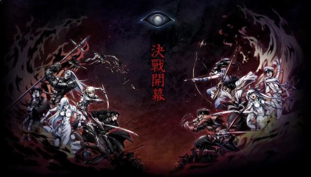 Drifters - Daftar Anime Samurai Terbaik Sepanjang Masa
