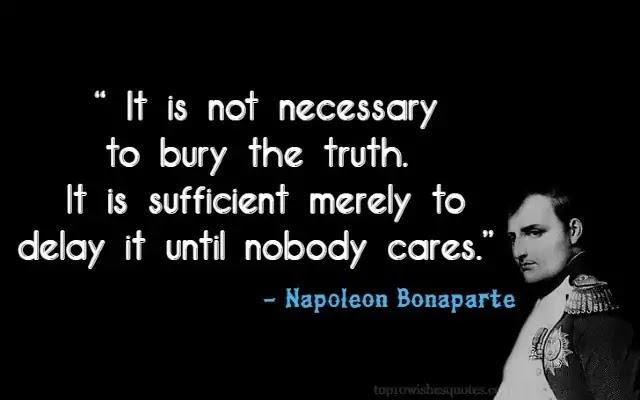 Nepolean Bonaparte famous quotes images