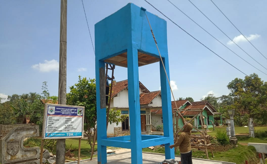 Dapat Kucuran DD Rp883,2 juta, Pemdes Sambirejo Prioritaskan Dua Pembangunan Jalan