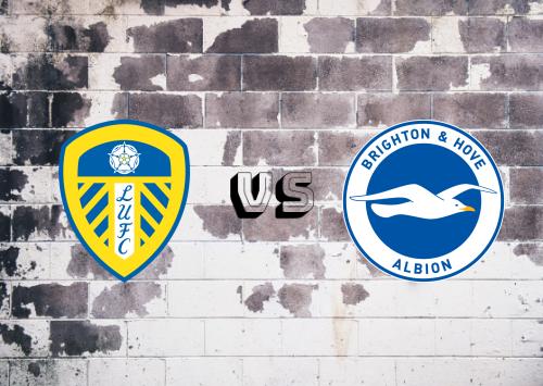 Leeds United vs Brighton & Hove Albion  Resumen