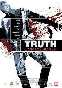 The Truth Commissioner Poster
