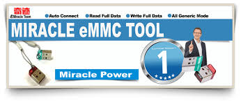 Free Download Miracle EMMC Tool Latest Update 2020