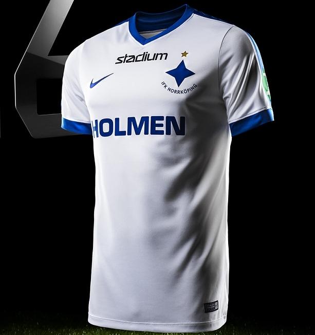9f02b512bfee8 Nike lança a nova camisa titular do IFK Norrköping - Show de Camisas