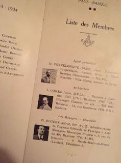 biarritz 1933