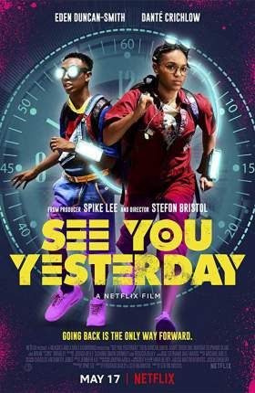 See You Yesterday 2019 English 280MB WEB-DL ESubs 480p