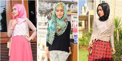 Model Hijab Untuk Remaja