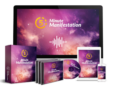 5 Minute Manifestation reviews SCAM OR LEGIT? 5 Minute Manifestation Aaron guided manifestation meditation AUDIO MP3 PDF BOOK PROGRAM DOWNLOAD