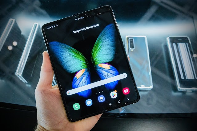 SAMSUNG GALAXY FOLD LAUNCH IN INDIA