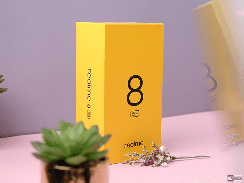 realme 8 5G Unboxing, First Impressions, Camera Samples!