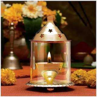 Lamps and Diyas
