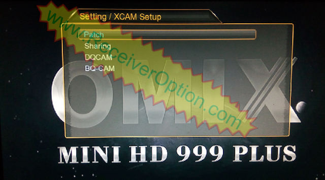 OMIX MINI HD 999 PLUS RECEIVER ALL POWERVU KEY AND BEOUTQ WORKING NEW SOFTWARE