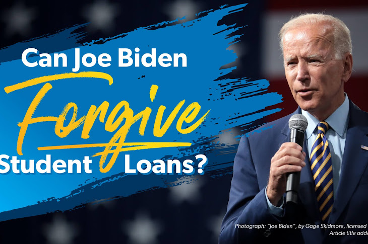 Biden Looking At Options To Cancel Student Loan Debt