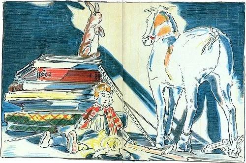 Masal Okuma >>> Kadife Tavşan   Çocuk Masalı
