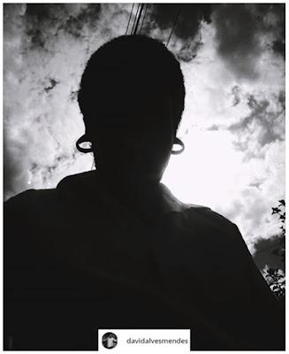 Fotografia de David Alves Mendes, autor do Blog Mortalha, representando a sombra.