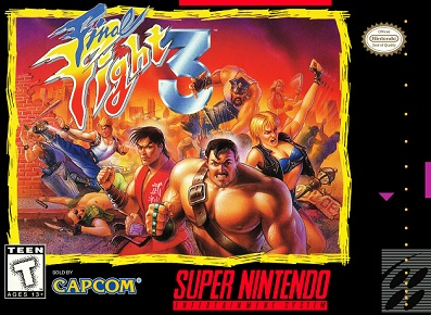 Final Fight 3 Review Super Nintendo 1995 Infinity Retro