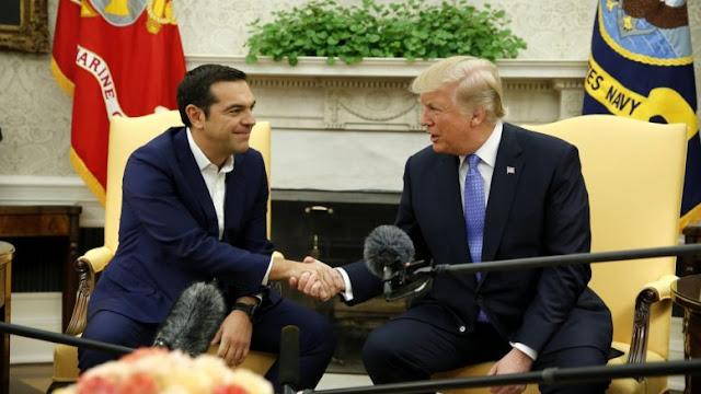 Ο απρόβλεπτος Ντόναλντ Τραμπ και η Ελλάδα