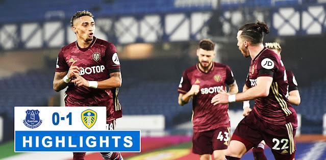 Everton vs Leeds United – Highlights
