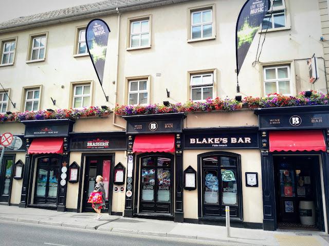 Blake's bar, Galwaya