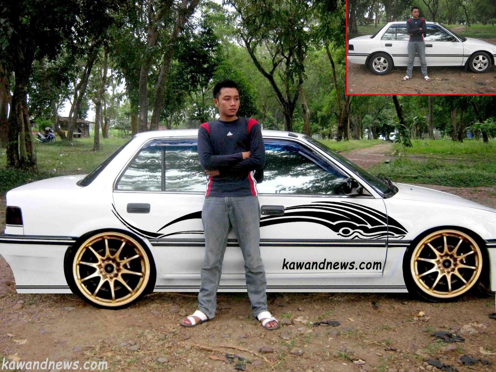 Kumpulan Gambar Modifikasi Mobil Tua Di Indonesia Terbaru