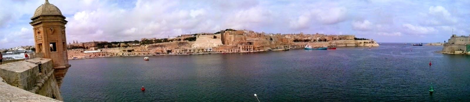 Malta. Malte. Il-Bet Valletta. La Valeta. L-Isla. Senglea. Invicta