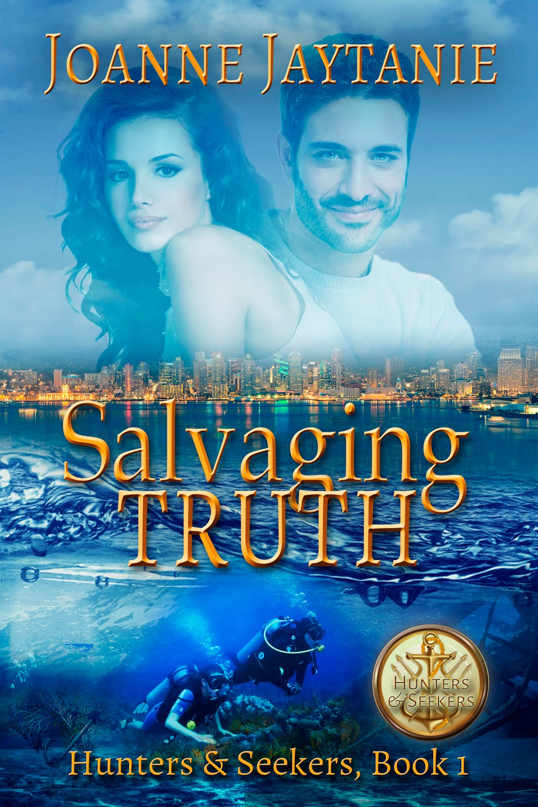 Salvaging Truth, Hunters & Seeker, Book 1