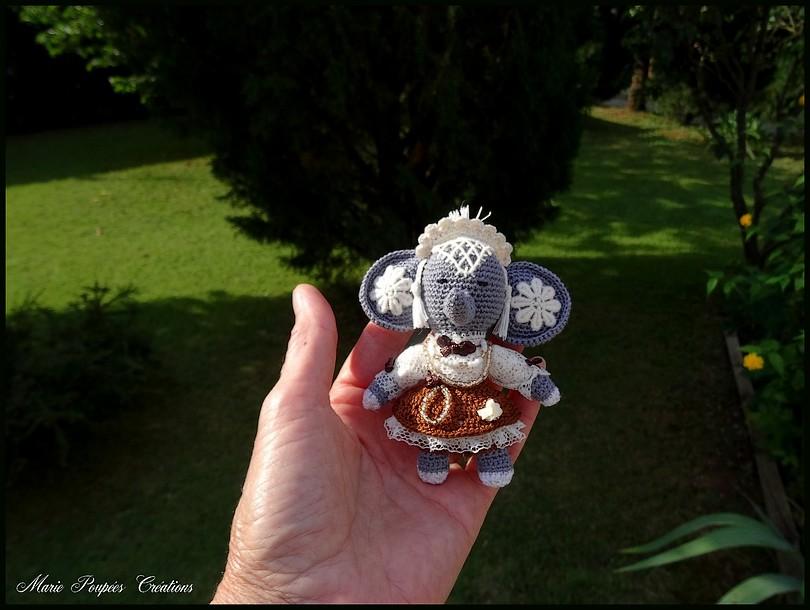 Miniature éléphant