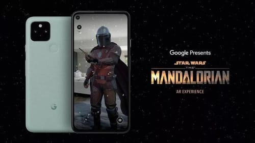 Google and Disney introduce the Mandalorian AR experience