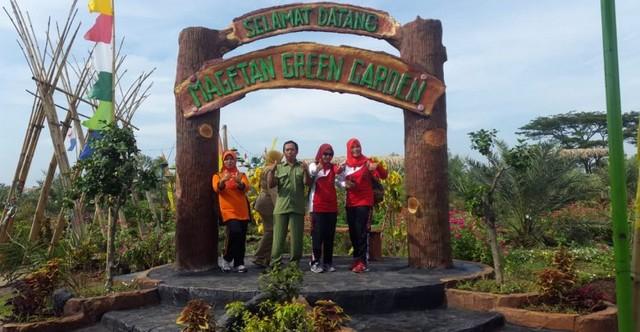 Magetan Green Garden;10 Top Destinasi Wisata Magetan