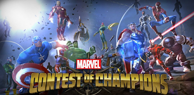 Review Game Marvel Contest Of Champions