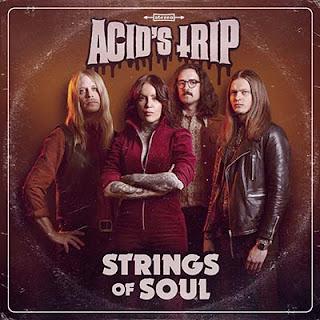 """Ο δίσκος των Acid's Trip """"Strings of Soul"""""""