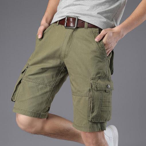 Shorts tatico masculino