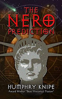The Nero Prediction, a novel about the star crossed life of Rome's singing emperor by Humphry Knipe