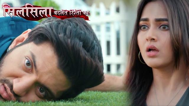Big Fight : Veer angry man avatar warns Ruhaan Mishti in Silsila Badalte Rishton Ka