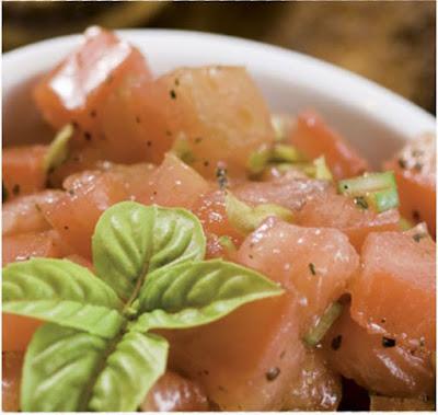 Salade Tomate Mozzarela