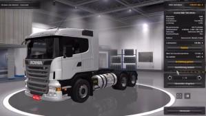 Scania R440 Original truck mod