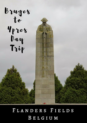 A Bruges to Ypres Day Trip: Flanders Fields Belgium