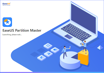 Download EaseUS Partition Master v15.8 + WinPE ISO Full Actived