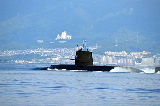 Nhật Bản tăng cường chống Trung Quốc ở Biển Đông