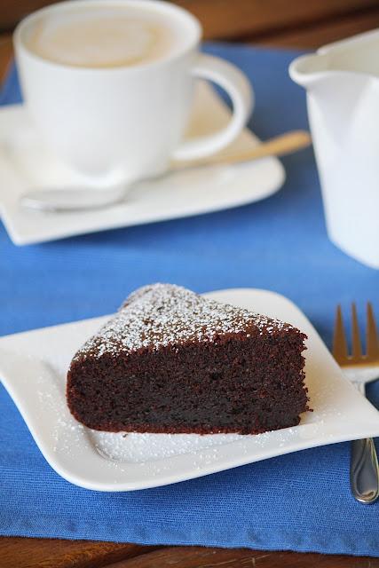 Ciasto czekoladowe z burakami II