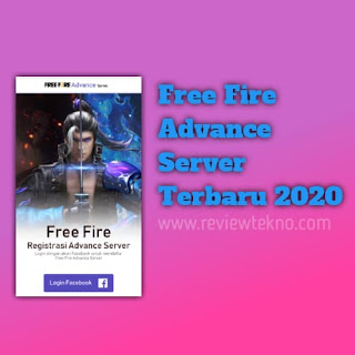 Cara Daftar  &  Download Free Fire Advance Server