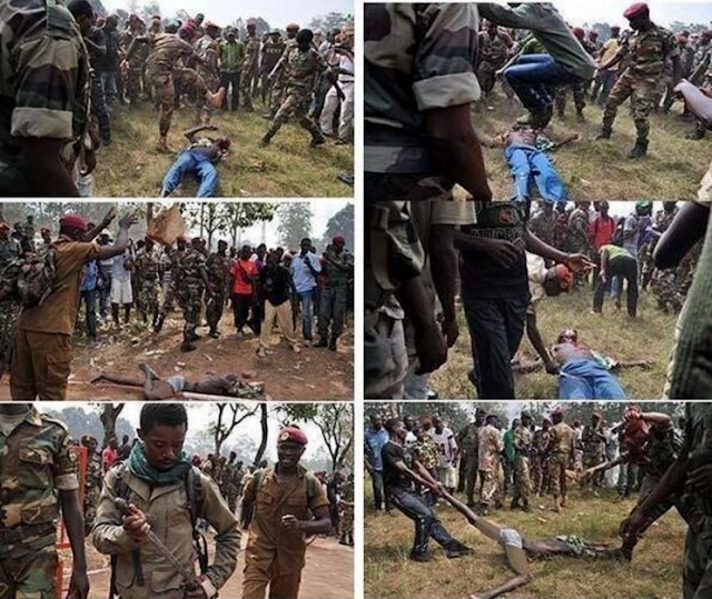 Bantu Sebarkan!!! Agar Semua Medo'akan, Mesjid-Mesjid Dibakar, Wanita Dip3rk0s4, Kini Afrika Tengah Telah Hilang Minoritas Muslim, Akibat Kekejaman Non Muslim