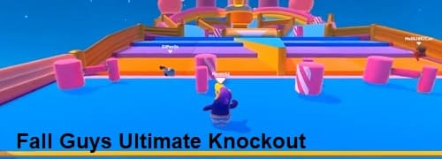 لاعبين Fall Guys Ultimate Knockout