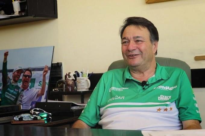 Luto en el automovilismo: Falleció Alberto Canapino