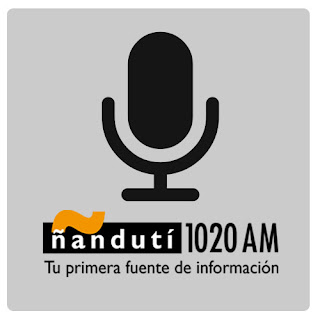 Logo Radio Nandutí 1020 AM