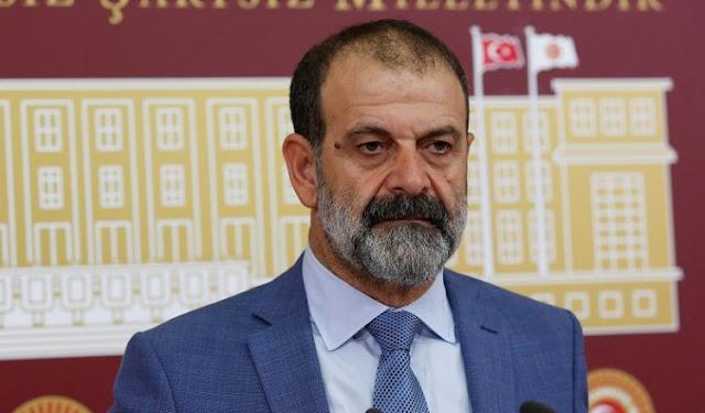 """Κούρδος βουλευτής καλεί την τουρκική βουλή να διερευνήσει την """"Γενοκτονία των Ελλήνων του Πόντου"""""""