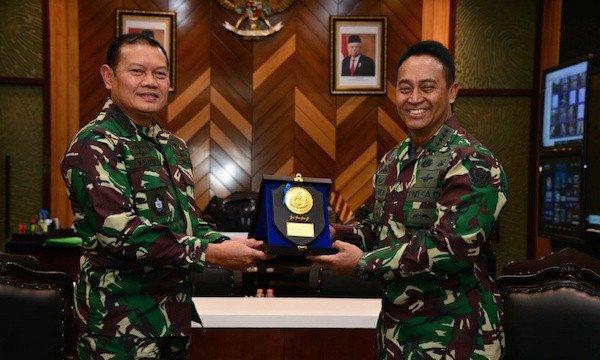 Doni Monardo Bisa ke Lembaga Lain, Panglima TNI antara Yudo Margono atau Andika Perkasa