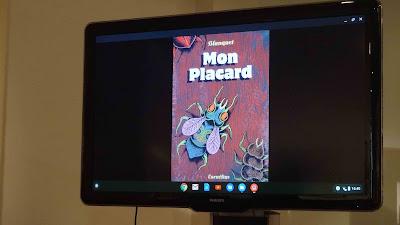 Stéhane Blanquet, présentation de Placard au festival BD6né