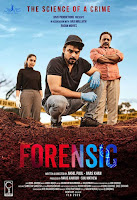 Forensic 2020 Hindi Dubbed 720p HDRip